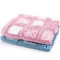Fair Trade Crochet Baby Blanket