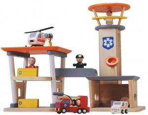 plan city rescue centre