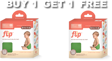 FLIP NAPPY LAUNCH