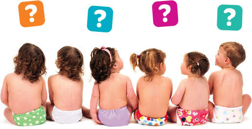 Washable Nappy Questions