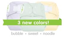 New bumGenius colours
