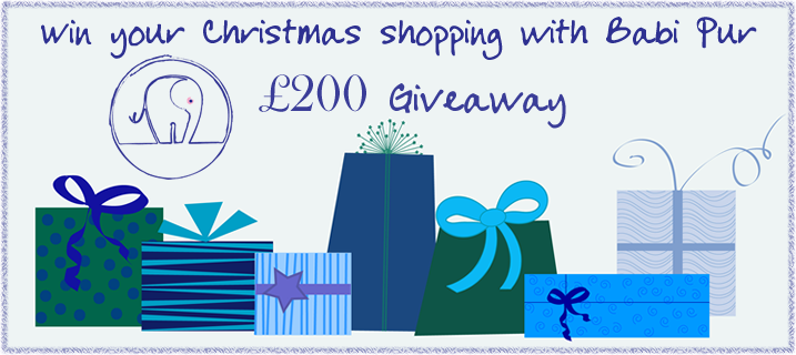 Babi Pur Christmas Shopping Competition