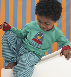 Organic children's Pyjamas
