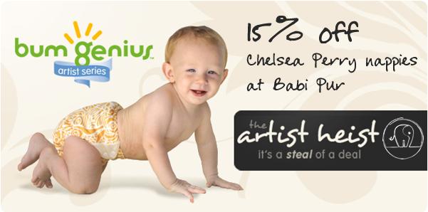 bumGenius sale artist series