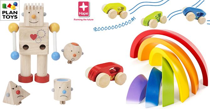 Green and eco toys
