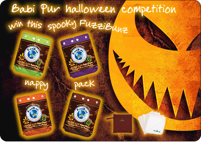 Babi Pur Halloween Competition