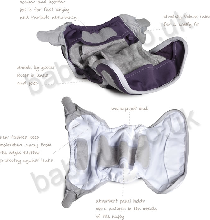 Inside the new Pop-in Nappy