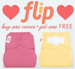 Flip cover/wrap bogof offer
