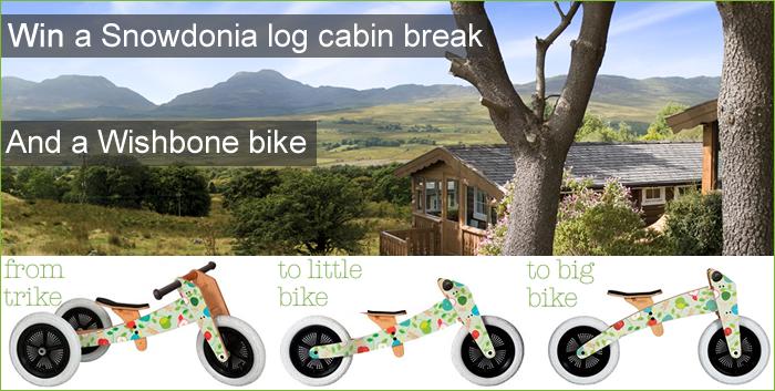 Babi Pur Bike Trawsfynydd Holiday Competition