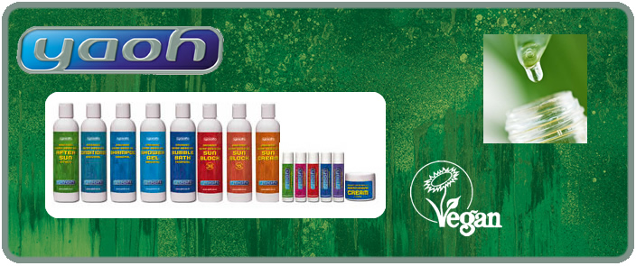 Yaoh organic hemp products