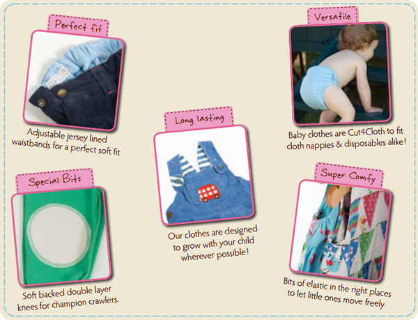 Frugi Clothes designed to last