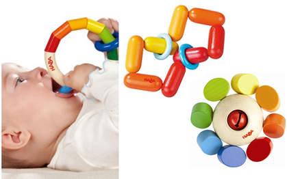 Haba teething