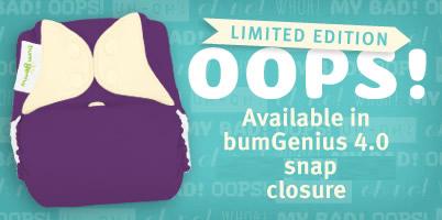 bumGenius Oops
