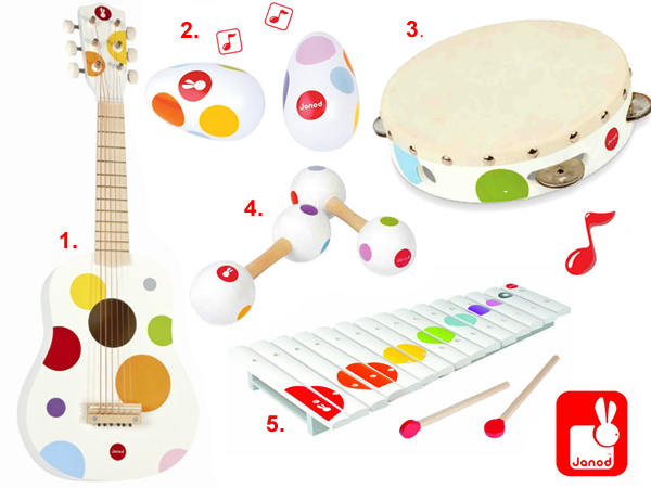 Janod Musical Instruments.fw