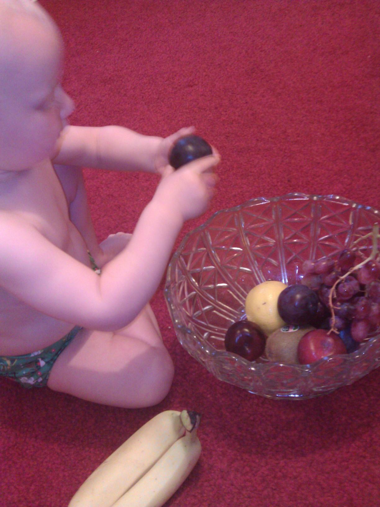 1 Fruitbowl