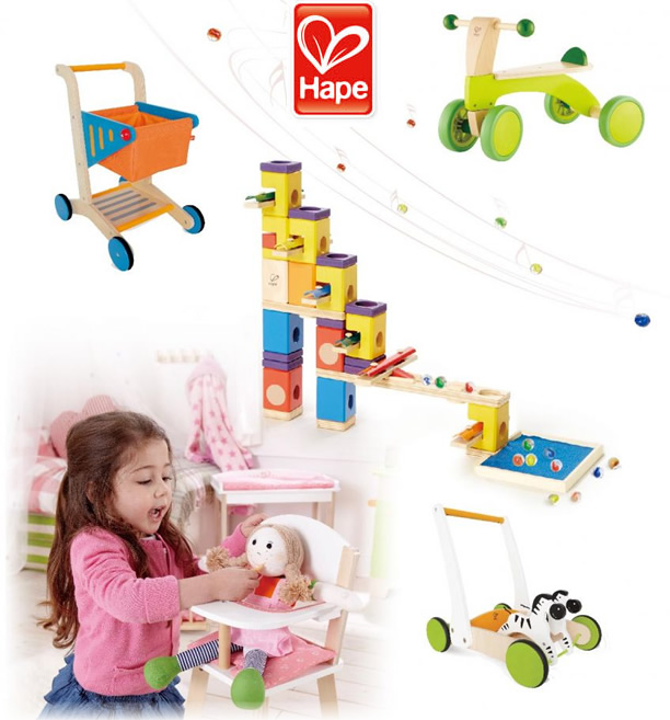 Hape Toys at Babi Pur