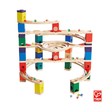 loop de loop marble run Hape Wooden Toys   Award Winning Eco Toys
