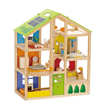 seasons house furnished Hape Wooden Toys   Award Winning Eco Toys