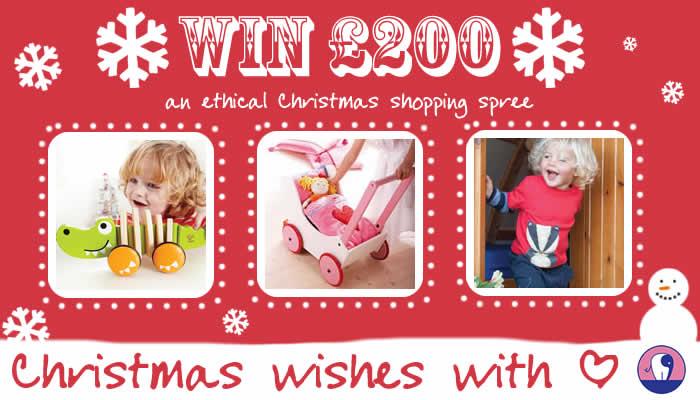 win Christmas shopping 2013