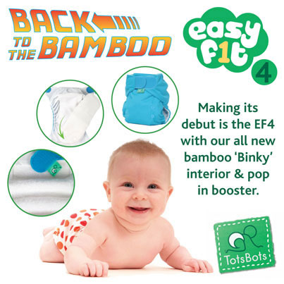easyfit4 TotsBots Easyfit 4 with new Binky fabric
