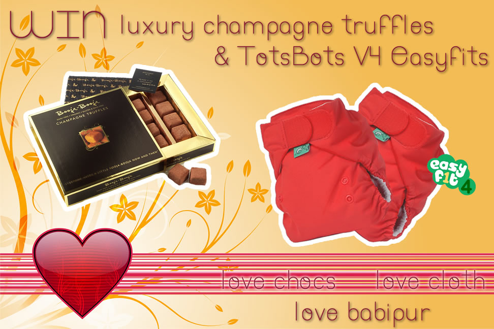 main banner Valentines Giveaway   Win Cloth Nappies & Luxury (dairy free) Chocolate!