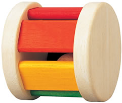 PLN 52200 Roller t Wooden Clutching Toys for Babies