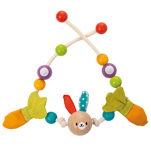 chain t Wooden Clutching Toys for Babies