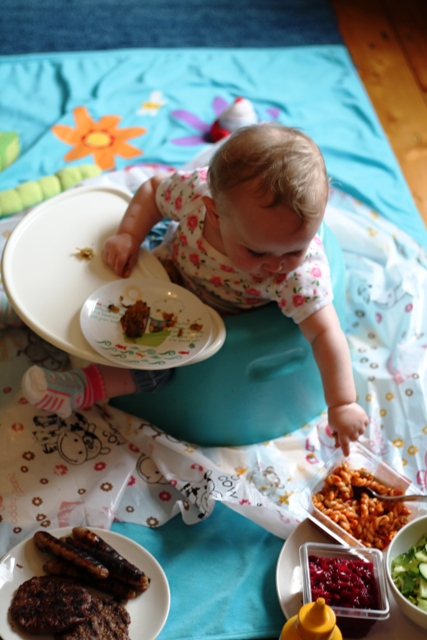 14th June 3 An experience of Baby Led Weaning