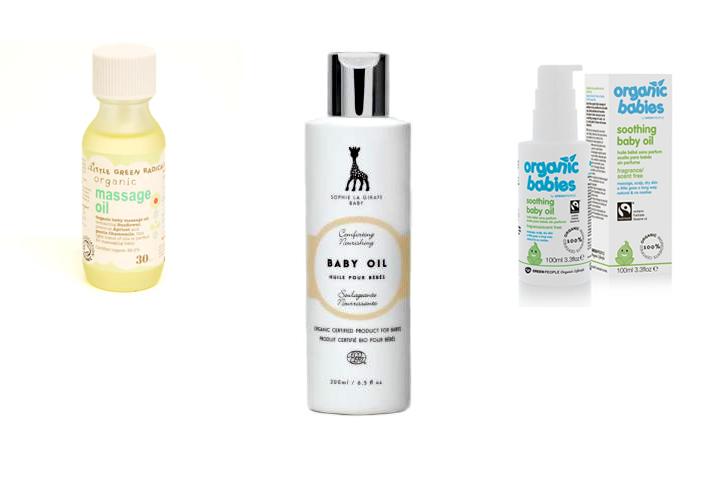 Baby massage oils.fw