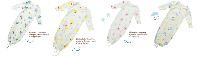 Untitled 1.fw  Organic Baby Nightgowns at Babi Pur