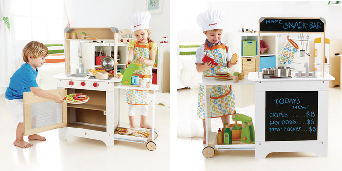 coock n serve 2.fw  Hape Wooden Toy Kitchens