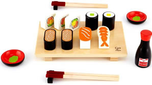 hape sushi set t Hape Wooden Toy Kitchens