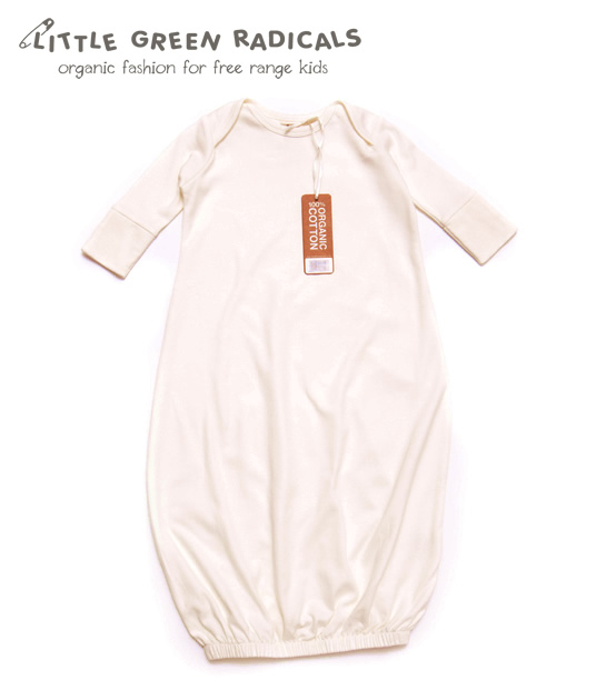 Organic Baby Nightgowns at Babi Pur - BABI PUR