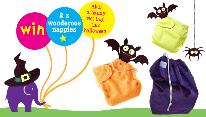 Win a Wonderoos Halloween kit from Babi Pur