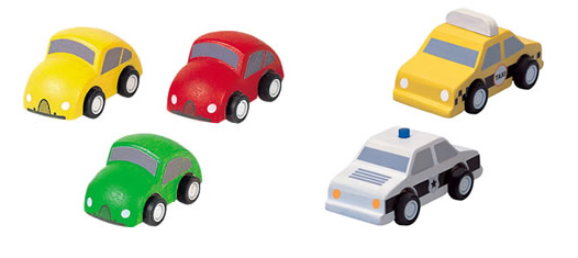 cars Ethical Stocking Filler ideas for young children