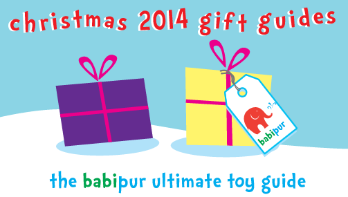 Christmas gift guide 2014 - Ethical toys