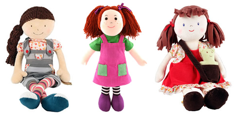 doll Ethical Stocking Filler ideas for young children