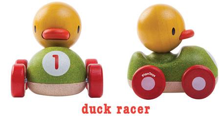 Duck Racer