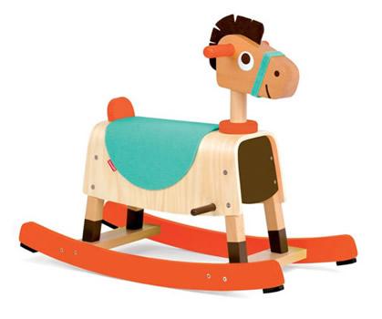 janod rock n go rocking horse