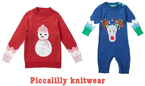 Christmas baby jumpers