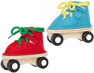 lacing skates t