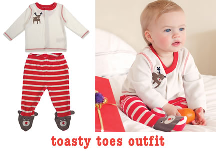 frugi christmas outfit