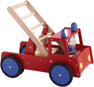 haba walker wagon fire brigade blig