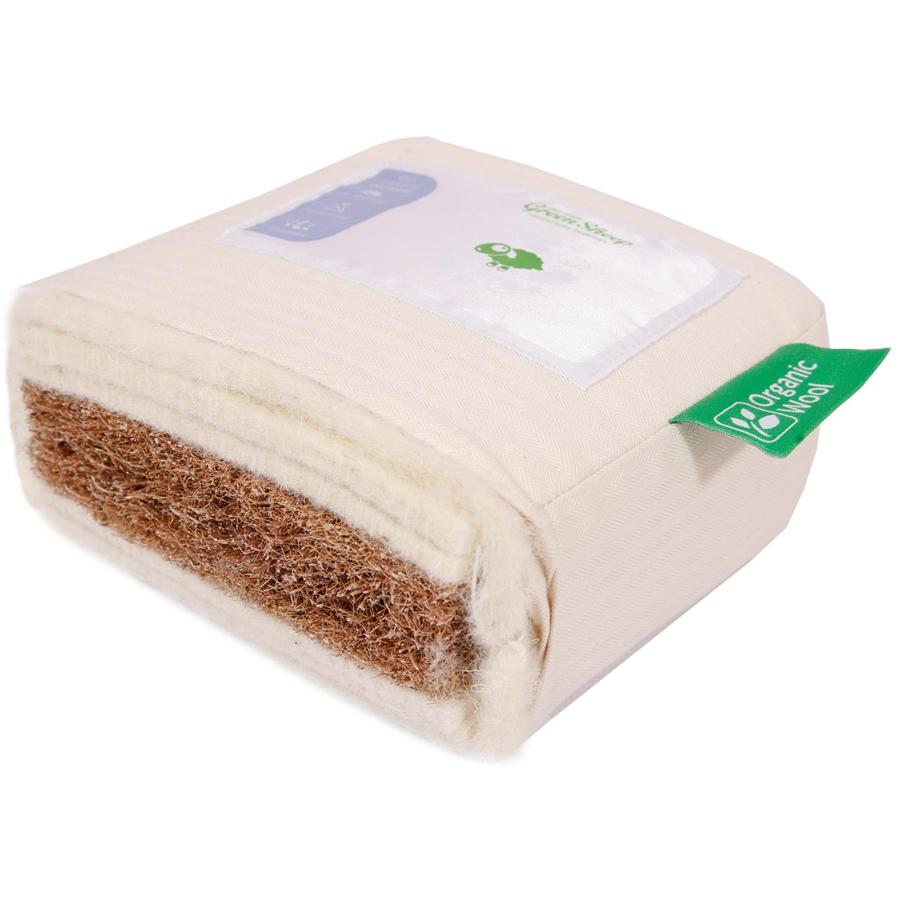 organic wool 60x120  mattress