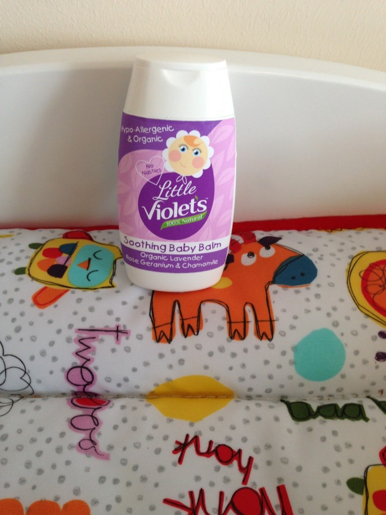 Violet's balm