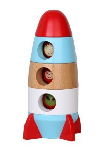 Discoveroo rocket toy