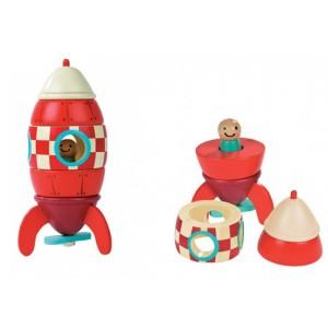 Janod Magnetic Rocket