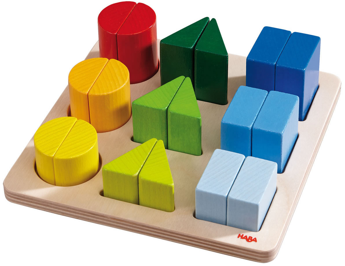 haba sorting game colour charm V2