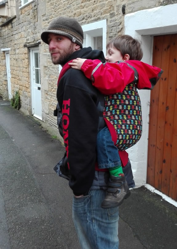 tula toddler carrying