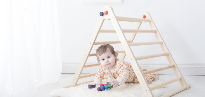 Triclimb makes a top gift for babies